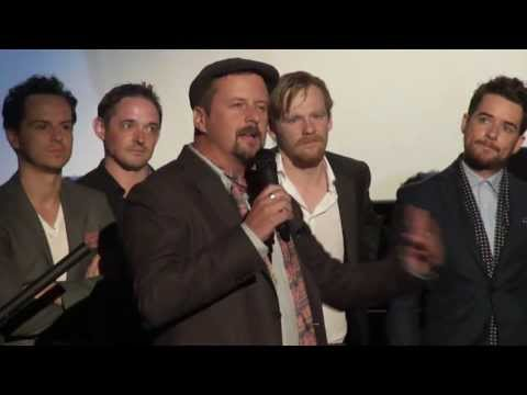The Stag   Q&A Toronto Film Fest, Scotiabank Theatre 9102013  dir John Butler & cast