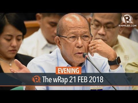 PSG chief's remark vs Rappler reporter 'uncalled for' – Lorenzana