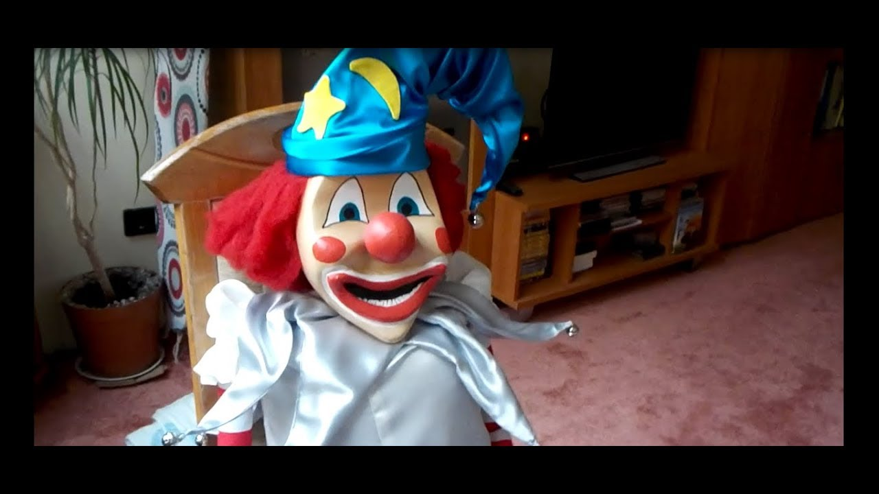 My Poltergeist Clown Youtube