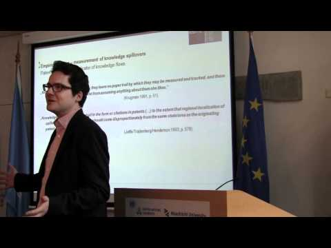 Are patent law firms intermediaries of knowledge spillovers? - Dr. Stefan Wagner