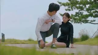 Are u human?Eps 12 Nam shin Funny Scane