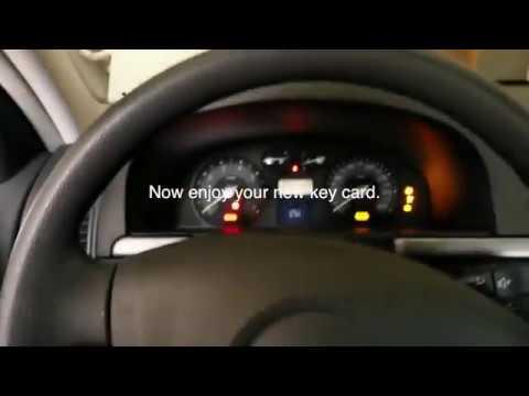 Инструкция по прошивке китайской ключ карты для Renault Megane II китайским Renault Can Clip