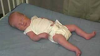 neurology exam: newborn-abnormal: Behavior