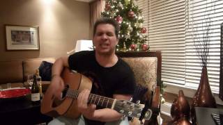 I Saw Mommy Kissing Santa Claus -  Acoustic Cover by Fernando Stancato