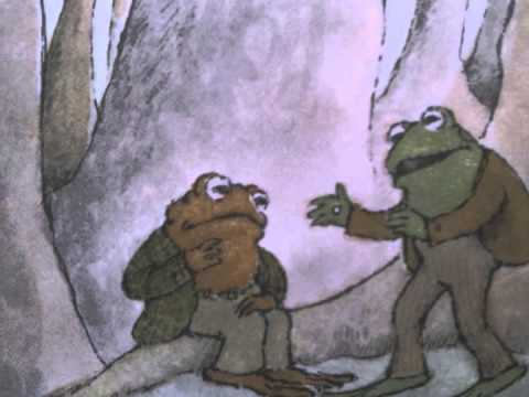 frog and toad a lost button youtube