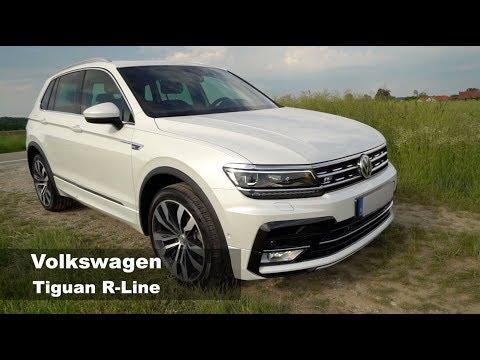 Volkswagen Tiguan R-Line 2016 г.