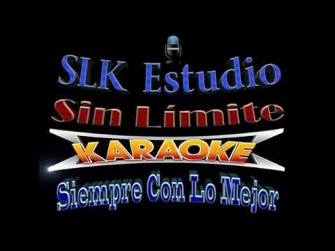 Amarte A La Antigua - Luis Joel  - Karaoke Demo