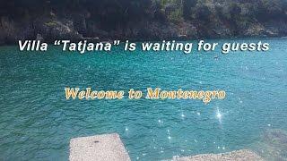 Montenegro Travel Guide - villa Tatjana