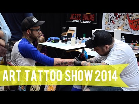 Montreal Art Tattoo Show 2014 | WHAT'S UP MONTREAL?