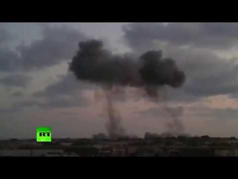 Israel ataca más de 20 objetivos de Hamás en Gaza en tres incursiones