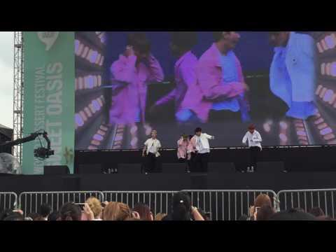 160612 2016 월드디저트페스티벌 CROSS GENE Mr. Secret