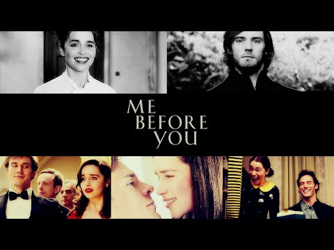 До встречи с тобой ♥ Me Before You [Lou Clark & Will Traynor]