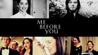 До встречи с тобой ♥ Me Before You [Lou Clark & Will Traynor]