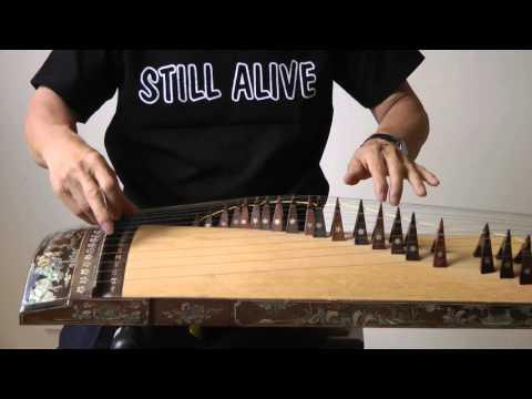 Đăng Thảo - VỌNG CỔ (Nostalgia) C.1,2,3 - Bài Đàn Tranh Rất Hay