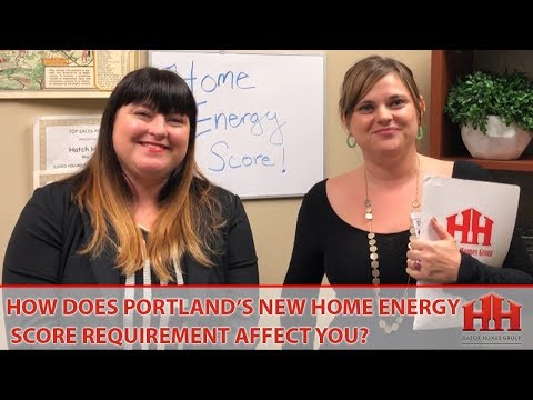 Portland Real Estate Agent: How Does Portland's New Home Energy Score Requirement Affect You?