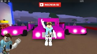 ROBLOX: HOW TO GET the PINK CAR (pink Car) FACIL! (Lumber Tycoon 2)