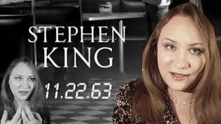 11/22/63 - Stephen King 112263 11.22.63 Обзор книги Стивена Кинга 11/22/63