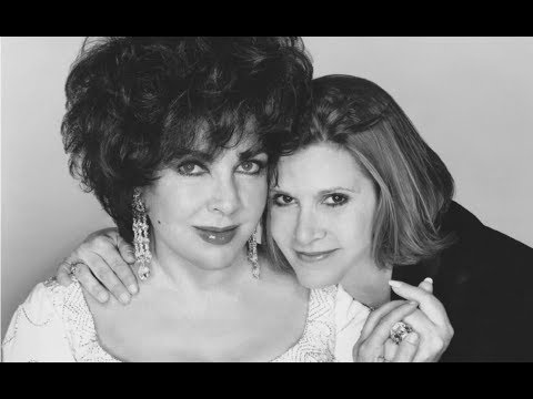 CARRIE FISHER On ELIZABETH TAYLOR — Diva On Diva