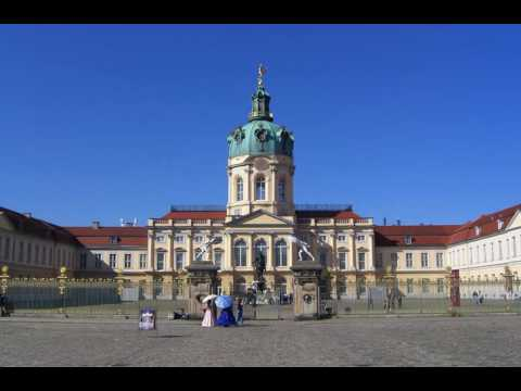 The most beautiful palaces in Germany Charlottenburg Palace