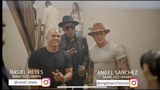Miami Vice Backstage - Tego Calderon Concert, Bad Bunny,  Anuel, Karol G, Farruko, Anitta, Tainy...