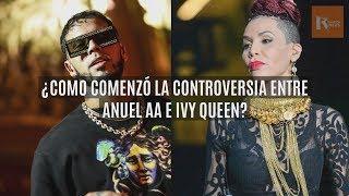 ¿Como comenzó la controversia entre Ivy Queen y Anuel AA?   Rapetón News