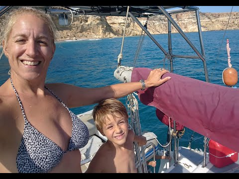 Ep 44 Sailing and Skinny dipping Adventures Along the African Coast