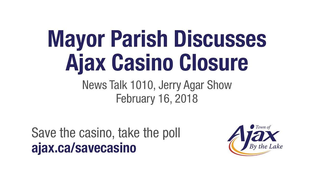 Ajax Casino Closing