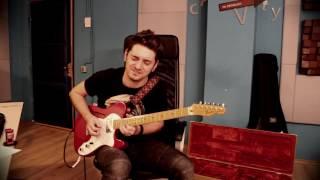"""Marius Pop -Smiley """" Insomnii"""" guitar solo"""