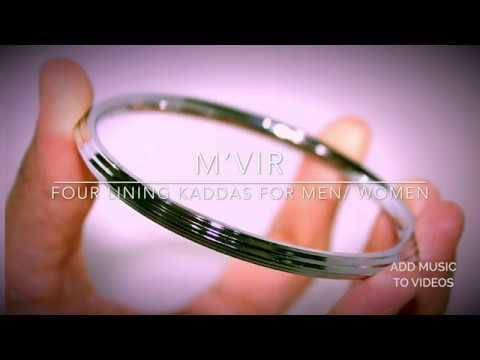 Mvir sikhpunjabi 06 cm kadakara stainless steel bracelet for mvir sikhpunjabi 06 cm kadakara stainless steel bracelet for menwomen malvernweather Choice Image