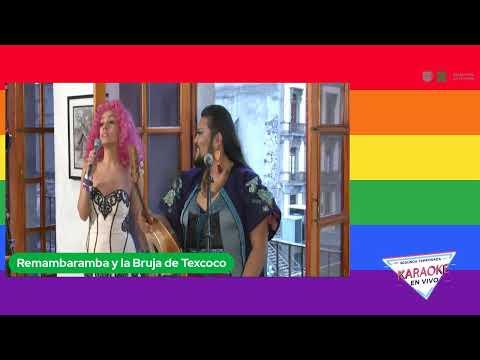 'Karaoke desde tu casa' MesDelOrgullo #LGBT+ desde el Museo Archivo de la Fotografía