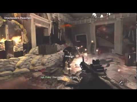 Modern Warfare 2 - Campaign - Whiskey Hotel