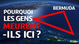 Qui vit au fond dans le triangle des Bermudes ?
