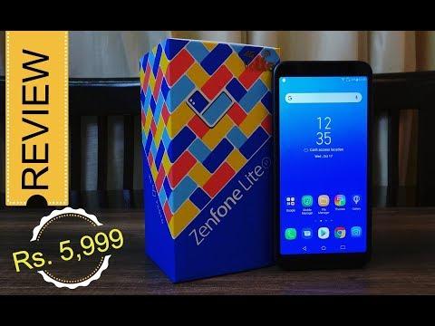 Asus Zenfone Lite L1 review – pubg gameplay, camera sample – nice price Rs. 5,999