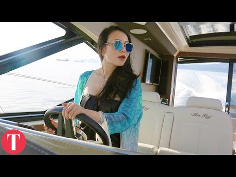 Inside The Lives Of The Rich Kids Of China