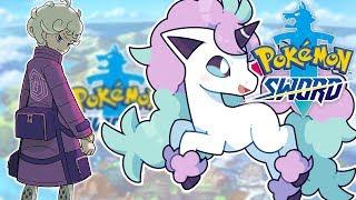 Pokemon Sword - ODKRYWAMY TAJEMNICĘ REGIONU GALAR!