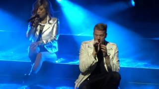 "Pentatonix - ""Love Yourself"" [Cover] and ""Where Are Ü Now"" (Live in San Diego 5-3-16)"