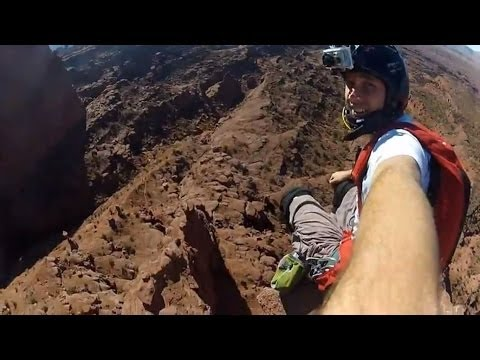 These Aussie BASE jumpers are Mad !!!!  Death at every step