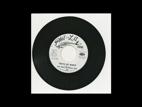 The Soul Brothers Six - You're My World - Phil LA 360