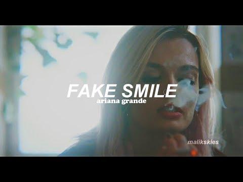 Ariana Grande - Fake Smile Traducida al español