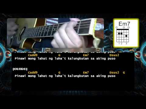 Ex by Callalily   Guitar Chords   Tutorial
