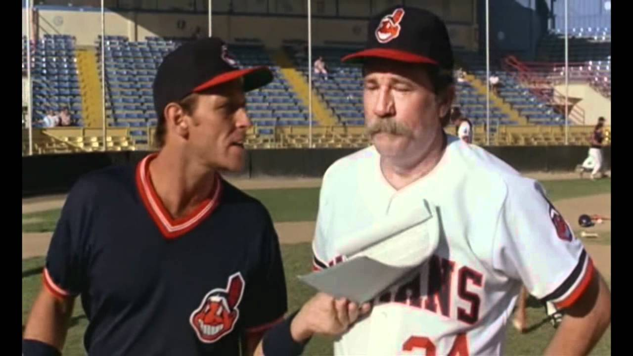 lou brown pees on dornes papers major league youtube