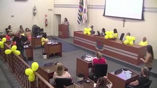 Palestra com o tema: Valorização da Vida - Câmara Municipal de Araras