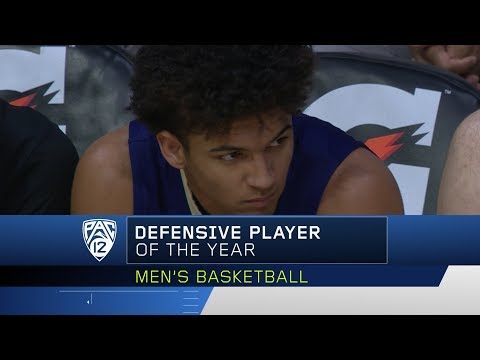 Matisse Thybulle becomes first player in Washington history to claim Pac-12 men's basketball...
