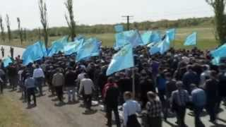 Crimean Tatars on Verge of Eviction: Muslim minority told to vacate Mejilis within 24 hours