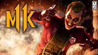 Mortal Kombat 11 - NEW Joker Outro Revealed!!