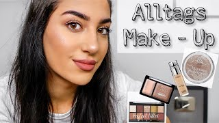 NUR DROGERIE Produkte! 😁 Everyday Make - Up Look 🌸 - Ebru Acikyol
