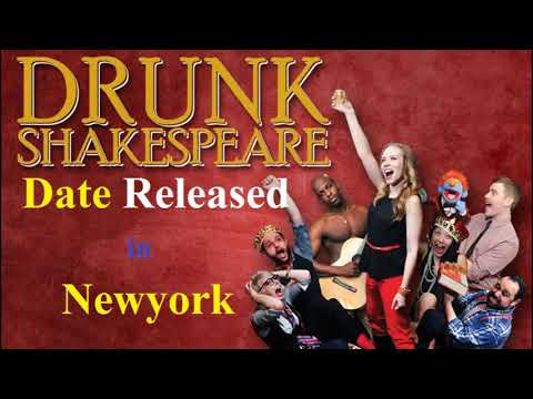 Drunk Shakespeare - Off-Broadway   Tickets   New York