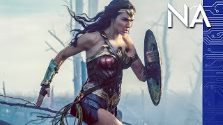 The BEST Wonder Woman Scene Saved From The Chopping Block