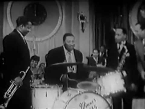 Sepia Cinderella 1947, John Kirby Sextet; Walter Fuller orch.; The Brown Dots (excerpt