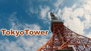 TokyoTower - Японская Эйфелева башня в центре Токио. Главная туристическая достопримечательность(Считается одним из символов Токио! Высота башни — 332,6 метра, что на момент постройки сделало её высочайшим..., 2017-03-02T05:30:08.000Z)